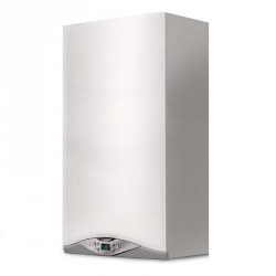 Caldera de condensacion Ariston Cares Premium 24FF panel