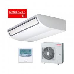 Aire acondicionado de Techo Toshiba DI Montecarlo 40 A++ de 3.6 Kw