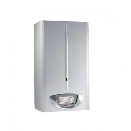 Calentador a gas natural immergas sin llama piloto julius - Instalacion calentador gas natural ...