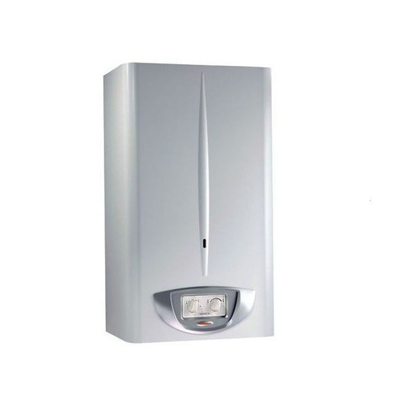 Calentador a gas natural immergas sin llama piloto julius - Calentador gas natural ...