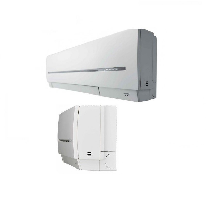 Aire acondicionado mitsubishi electric 2x1 mxz 2d42va for Aire acondicionado 2x1