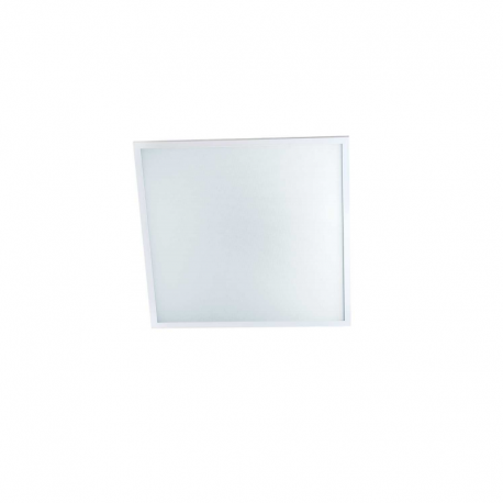 Plafón de techo led 40W luz cálida Threeline