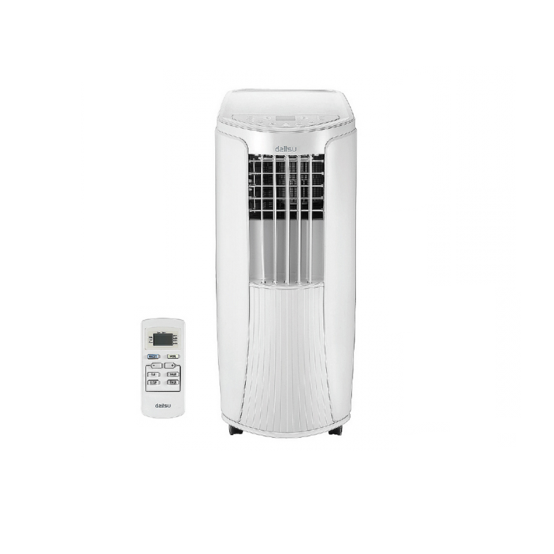 Aire acondicionado port til frio calor daitsu apd 12hk - Aire frio calor portatil ...