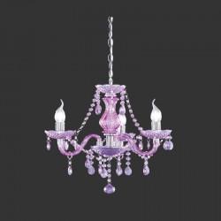 Lámpara araña moderna Trio Lighting 40W  3xE14