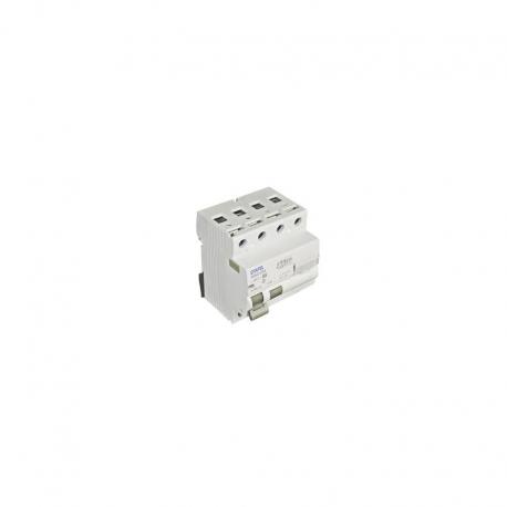 Interruptor diferencial 4 polos de 63A 300 mA Efapel
