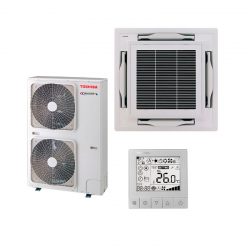 Aire acondicionado Cassette Toshiba Daytona Inverter 56 90x90