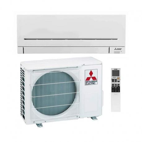 Aire acondicionado Mitsubishi Electric MSZ-AP25VG con gas refrigerante R32 A+++/A++