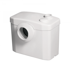 Triturador WC Sanitrit Up SFA con trampilla de acceso a motor