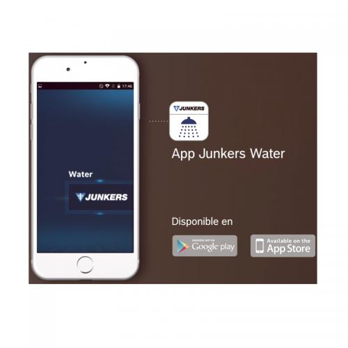 Controlador WiFi Junkers modulante para Calentador HydroNext 5700 S