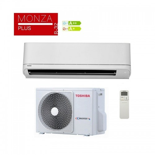 Aire Acondicionado Toshiba Monza Plus 10 gas R32 de 2,5 kW