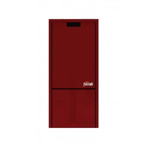 Termo estufa de pellets de 19 kW Ferroli Carina AT 18 - Calefacción y ACS