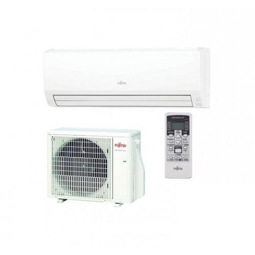 Aire acondicionado Fujitsu ASY71Ui-KL gas R32 - conjunto split pared
