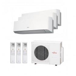 Aire acondicionado 3x1 Fujitsu AOY50UI-MI3 + ASY252525MILMC A++/A+