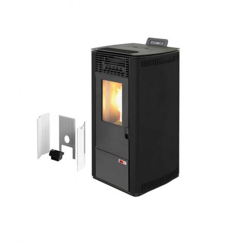 Estufa de pellets (biomasa) Maxlor NewBurn 10 G (9kW) Alto rendimiento