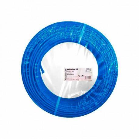 Cable eléctrico libre de halógenos unifilar EXZHELLENT-XXI 25mm2 100 metros