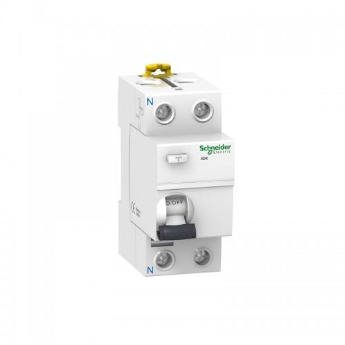 Interruptor diferencial Schneider Electric A9R60225 2p 25A 30mA clase AC