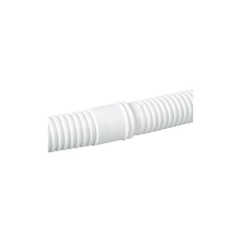 Tubo flexible desagüe aire acondicionado - corrugado Ø16 con macho/hembra Ø18-20