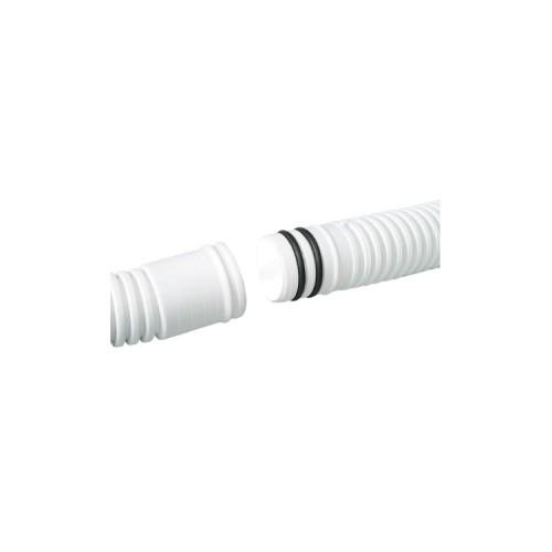 Tubo flexible aire acondicionado - corrugado Ø16 con macho/hembra Ø18-20