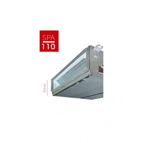 Aire acondicionado por conductos Toshiba DI Spa Inverter 110 R32 con mando programable semanal