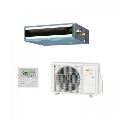 Aire acondicionado FUJITSU ACY50K-KA split conducto Inverter baja presión (R32)