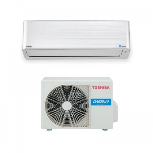Aire Acondicionado Silencioso Toshiba DAISEIKAI 10 R32 A+++ 2.5 kW