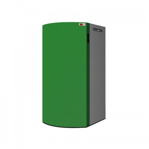 Caldera de pellets acs y calefacción AMG Boiler 28 Biomasa