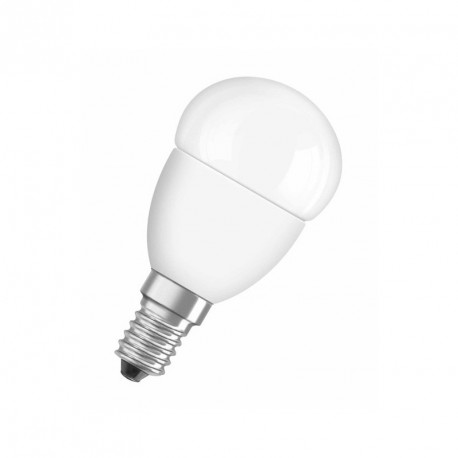 Bombilla led Osram Parathom Classic cl/p40 Advanced E14 6w