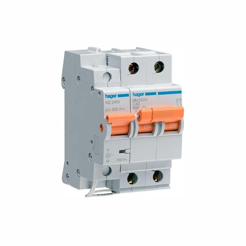 interruptor general autom tico hager mz225v limitador