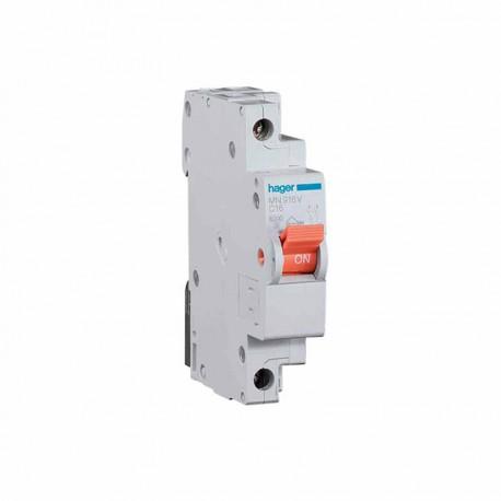 Interruptor automático Hager MN916V