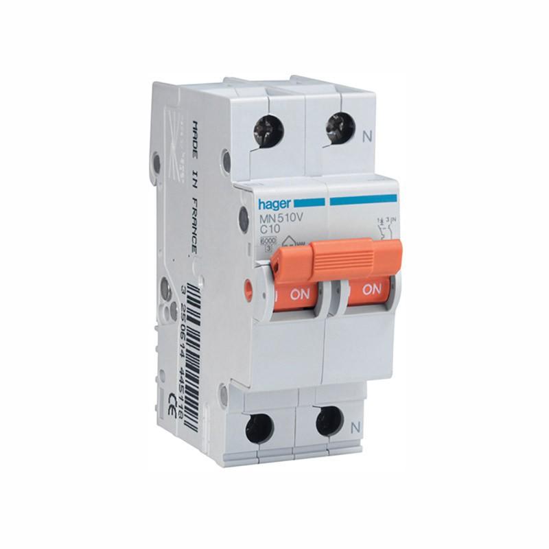 Interruptor autom tico magnetotermico ancho de 20a hager - Interruptor diferencial precio ...