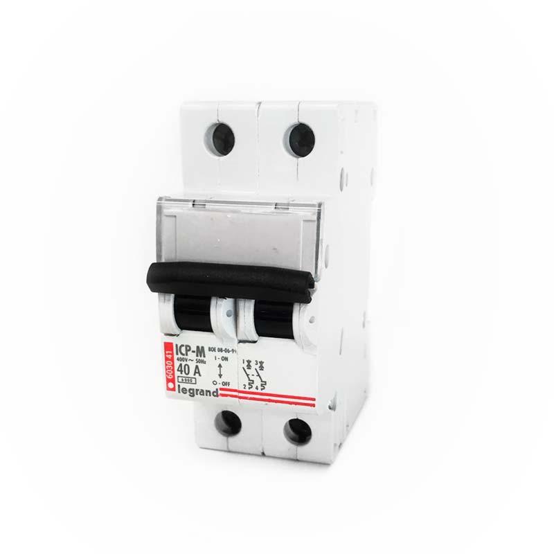 Interruptor autom tico magnetot rmico de potencia legrand - Interruptor general automatico ...