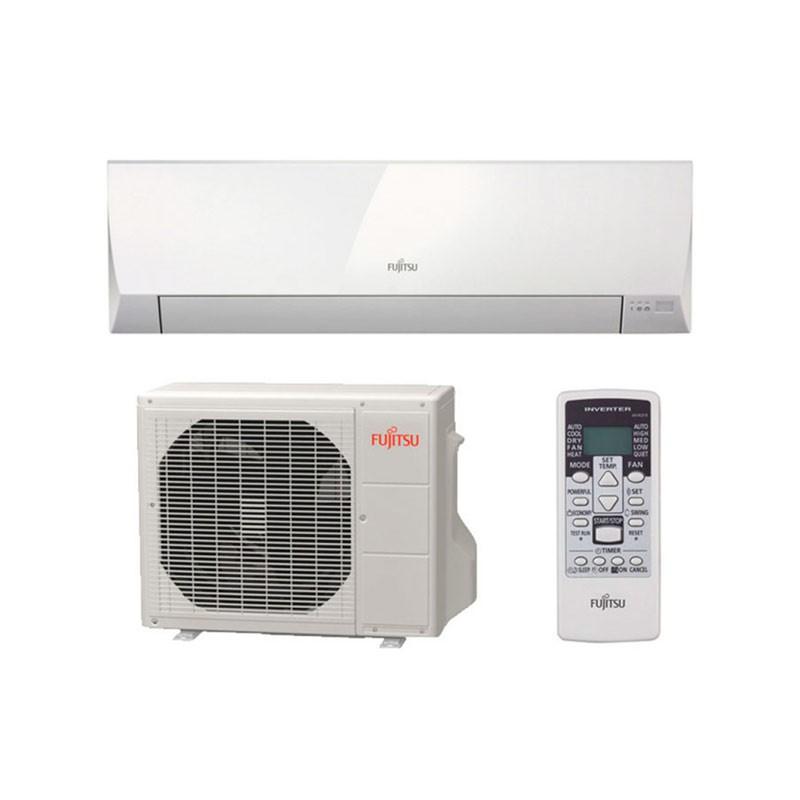 aire acondicionado inverter fujitsu asy 35uillc conjunto