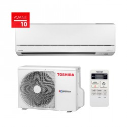 Aire Acondicionado Inverter Toshiba Avant 10 - Conjunto Split