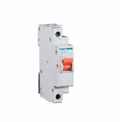Interruptor automático magnetotérmico Hager MN920V 20A