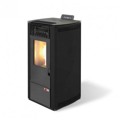 Estufa de pellets pequeña  Maxlor Burn 8 (7kW) Alto rendimiento