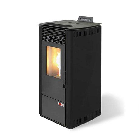 Estufa de pellets (biomasa) Maxlor Burn 10 G (9kW) Alto rendimiento