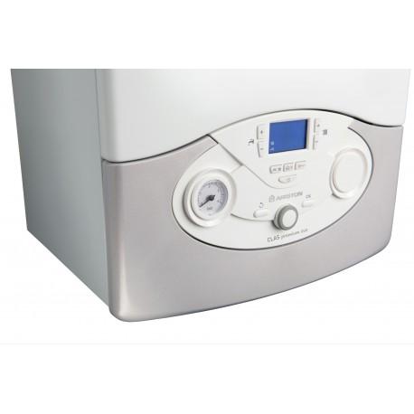 Panel de mando de caldera de condensacion Ariston Clas Premium EVO 24 EU ErP