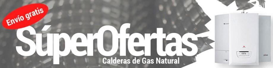 Calderas de Gas Natural