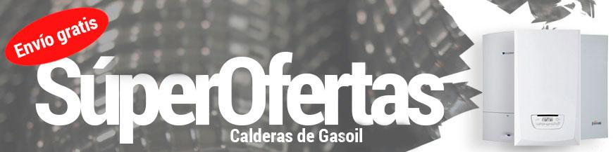 Oferta calderas de gasoil (gasóleo)