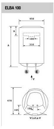 esquema-termo-fleck-electrico-elba-100-eu-100-litros