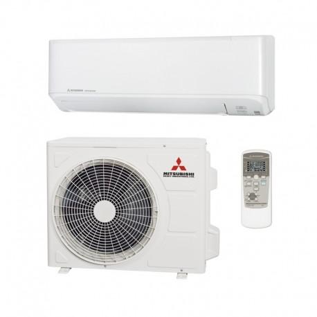 Aire acondicionado silencioso Mitsubishi Heavy Industries SRK-35-ZMP de 3000 frigorías