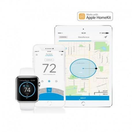 Termostato Wifi inalámbrico inteligente Honeywell Lyric T6R compatible con Apple HomeKit
