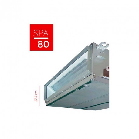 Conjunto aire acondicionado por conductos Toshiba Spa Inverter 80 R32
