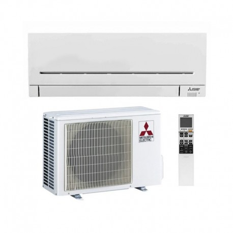 Aire acondicionado Mitsubishi Electric MSZ-AP35VG con gas refrigerante R32 A+++/A++