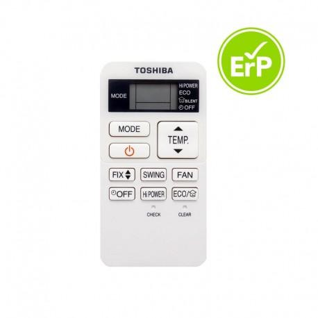 Mando infrarrojos de Aire Acondicionado Inverter Toshiba Mirai 10 de 2.5kW A++/A+