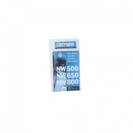 Tela filtrante para agua 25 micras ATH Cintropur NW500/650/800 (5 unidades)