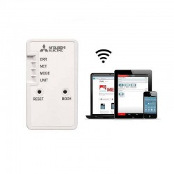 Adaptador WiFi control por Smartphone Mitsubishi Electric MELCloud MAC-567IF-E