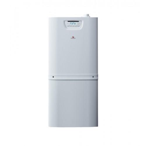 Caldera de pie Saunier Duval Duomax Condens 35/90L con acumulador + termostato