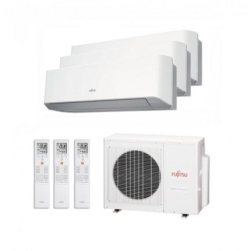 Aire acondicionado 3x1 Fujitsu AOY71UI-MI3 + ASY352525MILMC A++/A+