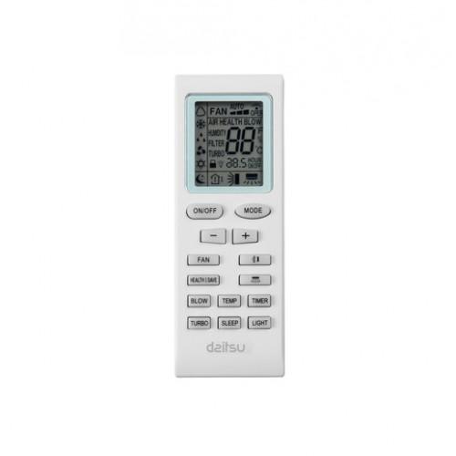 Mando Aire acondicionado portátil Daitsu Portable Premium APD-12X (R290) solo frío + Kit ventana